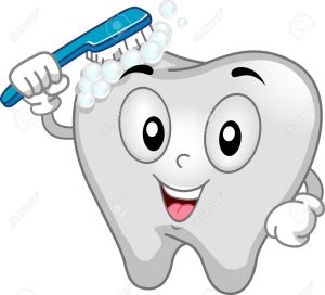 14182571-Mascot-Illustration-Featuring-a-Tooth-Brushing-Itself-Stock-Illustration