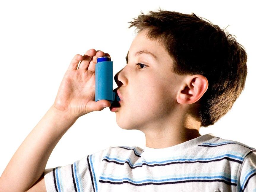 BỆNH HEN PHẾ QUẢN (ASTHMA) Ở TRẺNHỎ